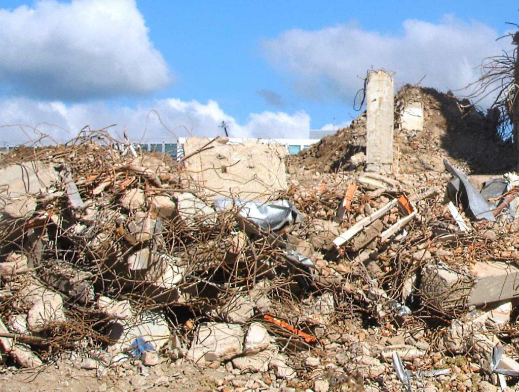 Zmieszane odpady remontowo budowlane