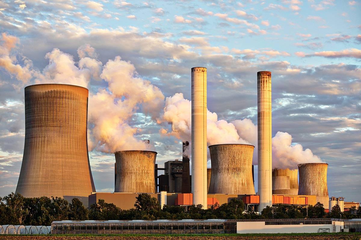 Elektrowni i ciepłowni